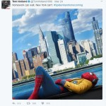 Spiderman Homecoming (Photo: Twitter)