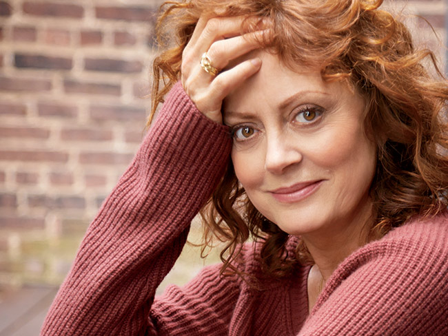 Susan Sarandon (Photo: Archive)