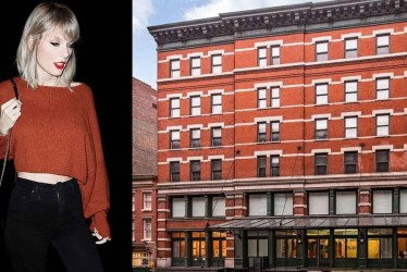 Another stalker of Taylor Swift caught loitering outside her home