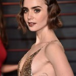 Lily Collins's Fairy (Photo: Instagram)