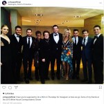 Instagram post tbt to white house correspondence dinner 2015 (Photo: Instagram)
