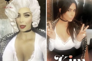 30 Celebs With Their Own Customized Social Media Filters