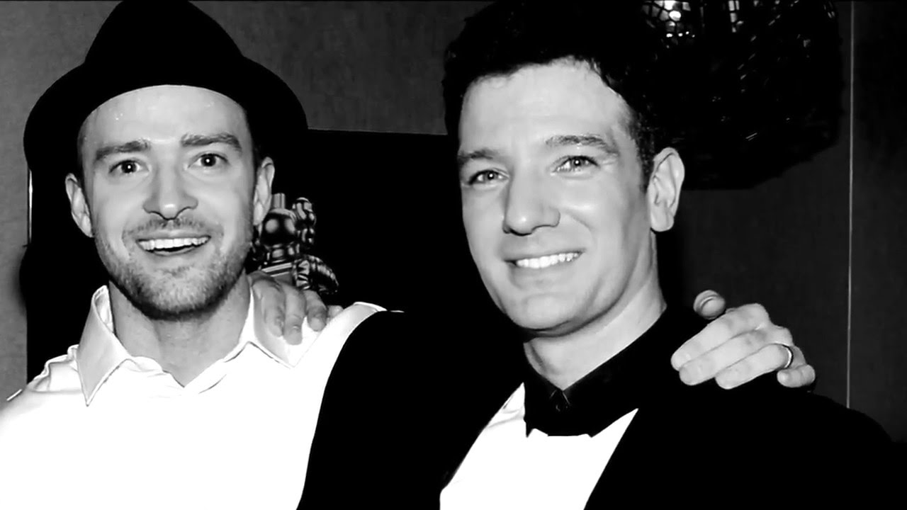 JC Chasez and Justin Timberlake (Photo: Twitter)