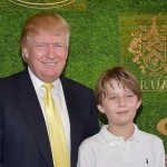 Bilingual - It is reported that Barron speaks both English and Slovene fluently. When he was at the young age of three, his mother Melania stated that he was fluently speaking English and Slovene, as well as French! (Photo: Archive)