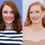 Bryce Dallas and Jessica Chastain (Photo: Archive)