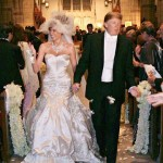 Donald Trump and Melania spent over $1,000,000 on their wedding. (Photo: Archive)