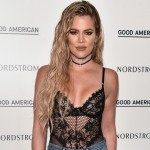 Khloe Kardashian launched Good American denim in Octobre 2016. The brand had over $1 million dollars in sales on the first day of its release. (Photo: Archive)