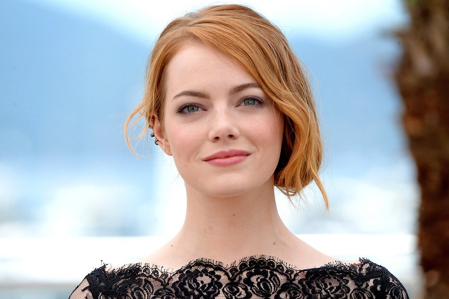 """Emma Stone said on an interview that social media can breed false views of success. """"It makes me so crazy to look at social media […] When you see people like, 'This is the best life ever! I couldn't be happier,' you're like, 'shut up, that is not true.'"""" (Photo: Archive)"""