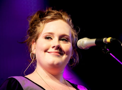 Adele 2007 (Photo: Archive)