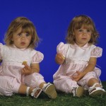 The world knew them when they began their career in television at the age of 9 months. (Photo: Archive)