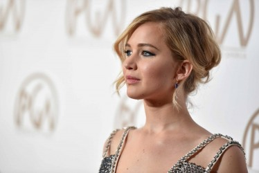 Jennifer Lawrence Walks Away Unharmed After Plane Incident