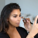 Kim Kardashian will join the cosmetic industry with her new KKW Beauty line. (Photo: Archive)