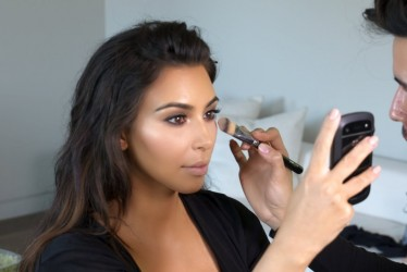 Kim Kardashian Reveals The First Product For Her KKW Beauty Line