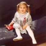 Ivanka, when she was just a little girl. (Photo: Archive)