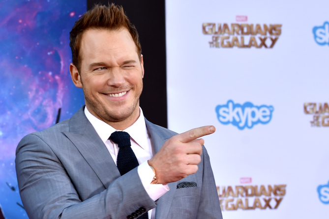 Click through to see Chris Pratt's career and body evolution. (Photo: Archive)