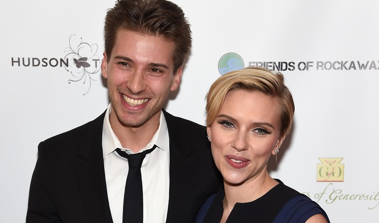 Scarlett and Hunter Johansson (Photo: Archive)