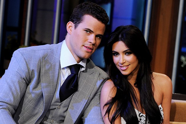 Kim Kardashian and Kris Humphries. Duration: 72 days. (Photo: Archive)