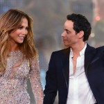 J-Lo and ex-husband Marc Anthony are not only co-parenting their kids, but they are also working together. Anthony is the executive producer of J-Lo's upcoming Spanish album. (Photo: Archive)
