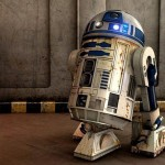 An R2-D2 used in the Star Wars movies was sold for $2.76 million USD at an auction on Wednesday. (Photo: Archive)