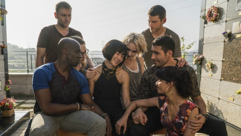 Netflix is bringing Sense8 back to life for a 2-hour finale special to be released in 2018. (Photo: Archive)