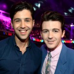 Your childhood faves Josh Peck and Drake Bell are involved in some wedding drama. (Photo: Archive)