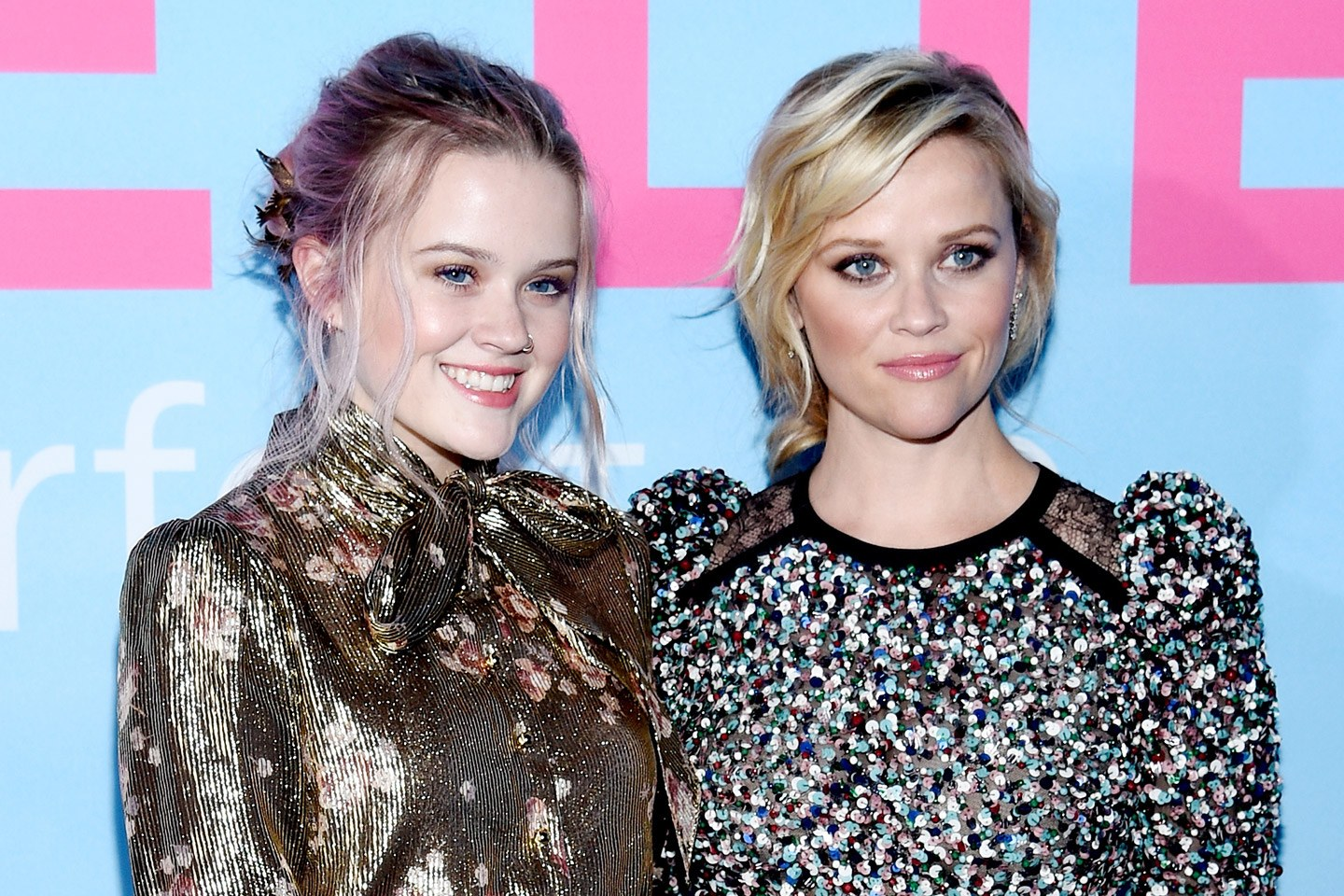 Reese Witherspoon and Ava Phillipe (Photo: Archive)