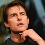 Tom Cruise recalls growing up in near poverty and being abused by his father, whom Cruise now describes as a bully and coward. (Photo: Archive)
