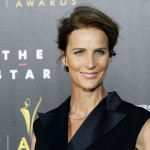 "Rachel Griffiths earned an Oscar nomination for her performance in ""Hilary and Jackie."" She has participated in several television series, the last ""When We Rise"", an ABC production, was released earlier this year. She is married to Andrew Taylor and they have three children. (Photo: Archive)"