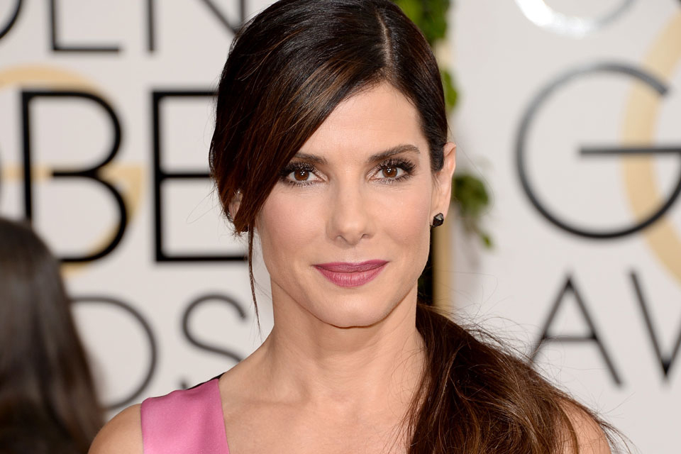 """Sandra Bullock said social media can give a false projection of one's life. She also said she's not on Twitter because """"I don't want anyone to know where I am"""". (Photo: Archive)"""