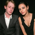 Mila Kunis and Macaulay Culkin (Photo: Archive)