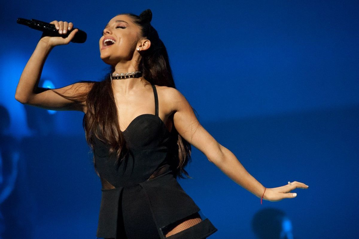 Ariana Grande's charity concert ticket sold out in only 6 minutes. (Photo: Archive)
