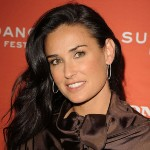 Demi Moore was born is Roswell, New Mexico, and raised in a trailer park by her alcoholic mother and stepfather. (Photo: Archive)