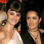 Penelope Cruz and Salma Hayek. (Photo: Archive)