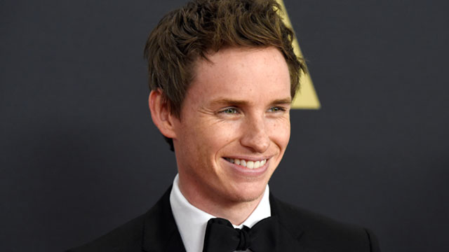 """Eddie Redmayne ditched his fancy iPhone for a much simpler phone. He said """"it was a reaction against being glued permanently to my iPhone during waking hours. The deluge of emails was constant and I found myself trying to keep up in real time, at the expense of living in the moment"""". (Photo: Archive)"""