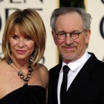 Steven Spielberg and Kate Capshaw, together for 27 years. (Photo: Archive)