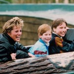 She used to take her sons on outings not typical for royal children, which included Disney World, McDonald's, and even AIDS clinics and homeless shelters. (Photo: Archive)