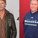 Will Ferrell and Chad Smith (Photo: Archive)