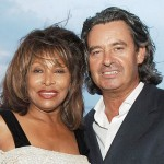 Tina Turner and Erwin Bach, together since mid-1980's. (Photo: Archive)