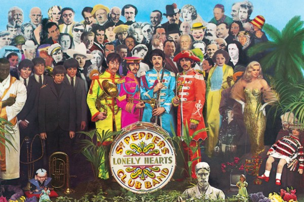 Sgt. Pepper was The Beatle's eighth album. (Photo: Archive)