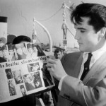 "Some people questioned the absence of Elvis Presley on the cover, to which Paul McCartney said ""he was too important"" and way above everyone else to be included. (Photo: Archive)"