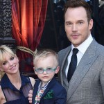 Despite the unbelievable fame and success that came with his role as Star-Lord, Pratt keeps himself grounded with wife Anna Faris and young son Jack. (Photo: Archive)