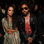 "Zöe Kravitz said that her parents, Lisa Boney and Lenny Kravitz, have ""a lot of love for each other"", and that Lenny and her stepfather ""get along very well"". (Photo: Archive)"