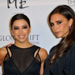 Eva Longoria and Victoria Beckham. (Photo: Archive)