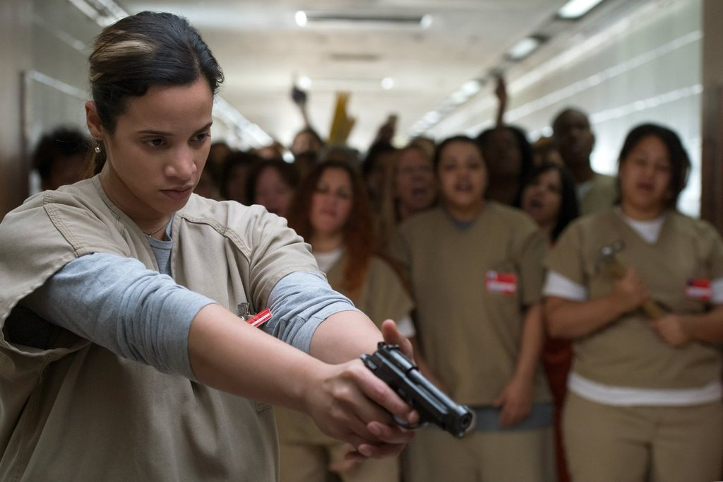 Will Daya pull the trigger? (Photo: Archive)