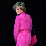 Her favorite color was pink, and she was often seen wearing it. (Photo: Archive)