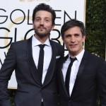 Gael García and Diego Luna. (Photo: Archive)