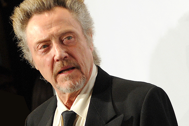 """Chirstopher Walken said he lives a peaceful life away from the internet. """"My wife always says to me, because she has a computer[..] apparently, you can look yourself up. You can do all sorts of masochistic things. I never have that temptation."""" (Photo: Archive)"""