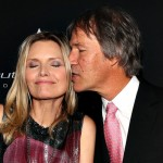 Michelle Pfeiffer and David E. Kelley, together for 24 years. (Photo: Archive)