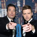 Jimmy Fallon and Justin Timberlake. (Photo: Archive)