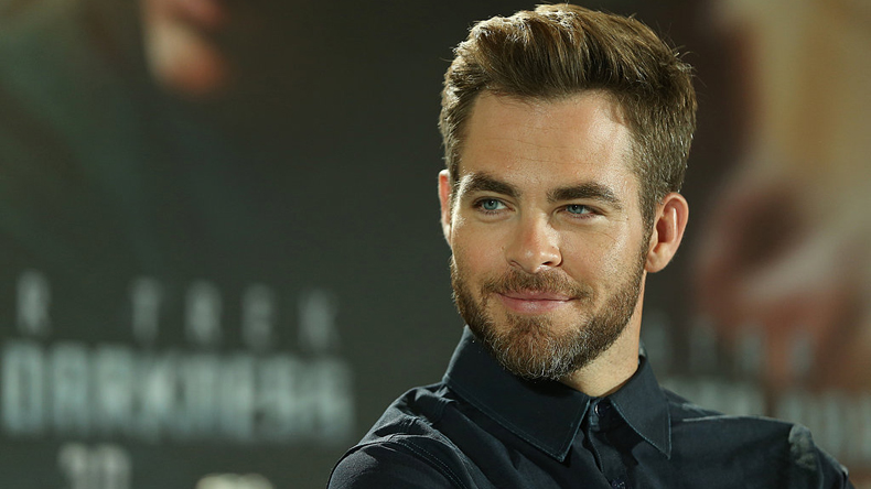 """Chris Pine is only one of the many celebrities that have joined the """"ditching technology"""" movement. Who else is turning their back on the internet? (Photo: Archive)"""